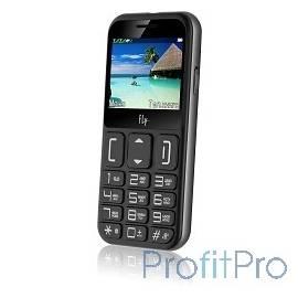 """Fly Ezzy 9 Black 2.3""""240x320/MP3/FM/BT/32Мб/microSD/2 sim"""