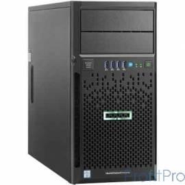 Сервер HPE ProLiant ML30 Gen9 E3-1240v6 Hot Plug Tower(4U)/Xeon4C 3.7GHz(8MB)/1x8GBU1D_2400/B140i(ZM/RAID 0/1/10/5)/noHDD(4)LFF