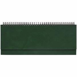 Планинг недатированный 56л., 330*130, бумвинил, OfficeSpace, зеленый