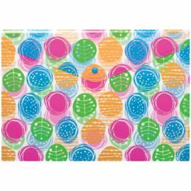 """Папка-конверт на кнопке Erich Krause """"Buttons"""" A4, 180мкм, с рисунком"""