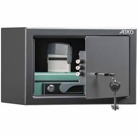 Сейф мебельный Aiko T-200 KL (ключ/замок), Н0 класс взломостойкости