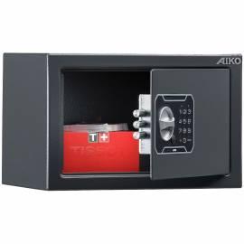 Сейф мебельный Aiko T-200 EL (эл/замок+мастер ключ), Н0 класс взломостойкости