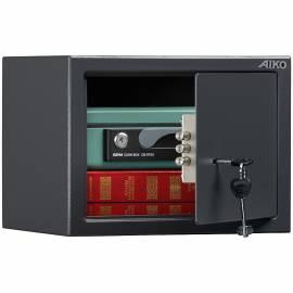 Сейф мебельный Aiko T-230 KL (ключ/замок), Н0 класс взломостойкости