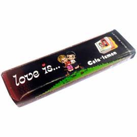 Жевательная конфета Love is…, кола-лимон, 25г