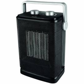 Тепловентилятор Scarlett SC-FH53K03, 1500Вт, керам.нагрев.элемент, 3 режима, вращение 90°, черный