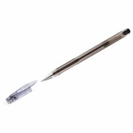"""Ручка гелевая стираемая Crown """"Erasable Jell"""" черная, 0,5мм"""