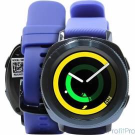 Sam. GearSport часы SM-R600 blue