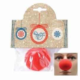 Нос клоунский приставной