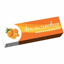 Жевательная резинка в пластинках, апельсин, 12,5г