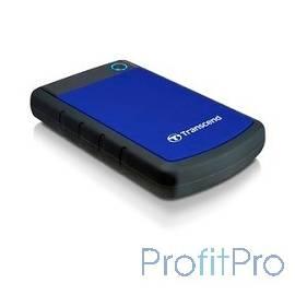 "Transcend Portable HDD 1Tb StoreJet TS1TSJ25H3B USB 3.0, 2.5"", blue"