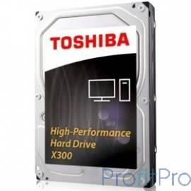 """4TB Toshiba X300 (HDWE140EZSTA) SATA 6.0Gb/s, 7200 rpm, 128Mb buffer, 3.5"""""""