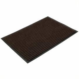 Коврик влаговпитывающий, ребристый Vortex, 40*60см, коричневый