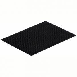 Коврик влаговпитывающий, ребристый Vortex, 40*60см, черный