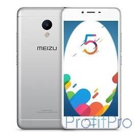 Meizu M5 Note Silver/White 16GB 5.5&apos&apos (1920х1080)IPS/MediaTek MT6753/16Gb/3Gb/3G/4G/13MP+5MP/Android 6.0 [MZU-M621H-16-