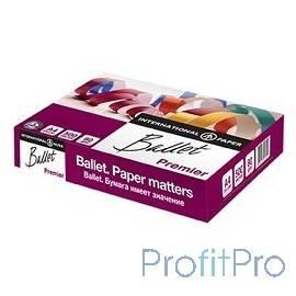 Бумага офисная BALLET Premier 98% А4 80г/м 500л (ColorLok) (отпускается коробками по 5 пачек в коробке)