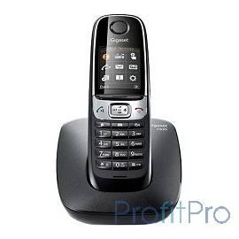 Gigaset C620 Black Телефон беспроводной (черный)