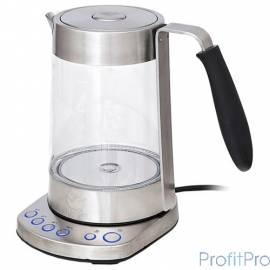 601-КТ Чайник Kitfort.Мощность: 2500 Вт.Емкость: 1,7 л . Выбор температуры нагрева воды