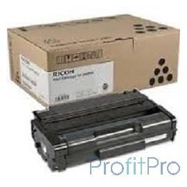 Ricoh 406522/407648 Картридж тип SP3400HE (Aficio SP3400N/SF/3410DN/SF/3500N/SF/3510DN/SF, (5000стр)