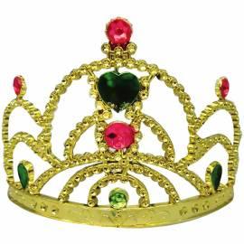 Корона золотая 11*8см