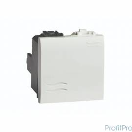Dkc 76002B Выключатель, белый, 2мод.
