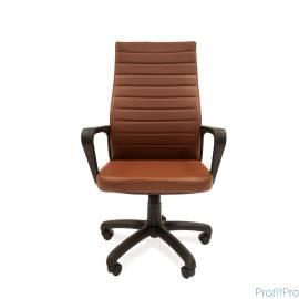 Офисное кресло РК 165 Обивка: экокожа Терра, цвет - коричневый (НФ-00000524)