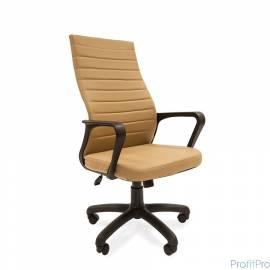 Офисное кресло РК 165 Обивка: экокожа Терра, цвет - бежевый (НФ-00000523)
