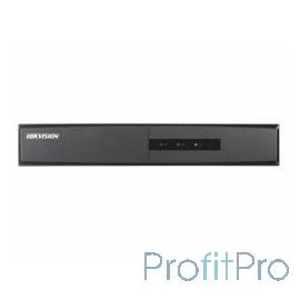 HIKVISION DS-7604NI-K1 4-х канальный IP-видеорегистратор Видеовход: 4 канала аудиовход: двустороннее аудио 1 канал RCA видеовых