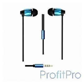 MICROLAB Наушники K765P black/blue, 30Hz - 20KHz