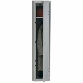 Шкаф для раздевалок Практик AL-01, 1830*360*590, 1 секция