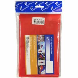 Флаг РФ 70*105см, пакет с европодвесом