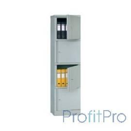Шкаф ПРАКТИК AM 1845/4 Размеры внешние (ВхШхГ): 1830х472х458 мм, вес 38 кг [S20499181402]