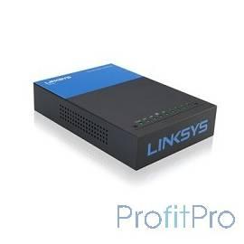Linksys LRT224-EU маршрутизатор Dual WAN, Gigabit
