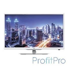 """JVC LT-24M450W Тип: ЖК телевизор. Светодиодная (LED) подсветка: есть. Диагональ: 24"""". Формат экрана: 16:9. Разрешение: 1366x768"""