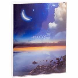 """Фотоальбом 36 фото 10*15см, мягкая обложка, ArtSpace """"Полночь"""", ПП карман"""