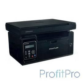 Pantum M6550NW (МФУ лазерный, печать черно-белая, максимальный формат А4, скорость ч/б печати 22 стр/мин, разъемы и средства св