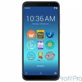 """ASUS ZenFone Max Pro M1 ZB602KL-4A007RU Deepsea Black/6"""" FHD+18:9/Qualc 636/4GB/64GB/And 8.1/13MP+5MP/8MP/NFC/5000mAh [90AX00T1"""
