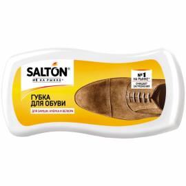 """Губка для обуви Salton """"Professional"""", волна, для нубука, замши, велюра"""
