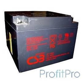 CSB Батарея GP12260 (12V/26Ah)