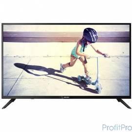 """Philips 43"""" 43PFS4062/60 черный FULL HD/60Hz/DVB-T/DVB-T2/DVB-C/DVB-S/DVB-S2/USB (RUS)"""