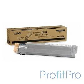 XEROX 106R01080 Тонер-картридж для Phaser 7400 большой емкости, Black (15000 стр.)