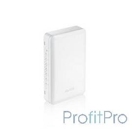ZyXEL NWA5301-NJ-EU0101F Настенная точка доступа Wi-Fi 802.11b/g/n со встроенным PoE-коммутатором и телефонным портом для инфра