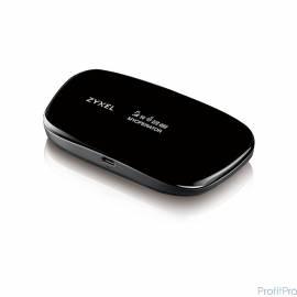 ZYXEL WAH7608-EU01V1F Портативный LTE Cat.4 Mi-Fi маршрутизатор Zyxel WAH7608, 802.11n (2,4 ГГц) до 300 Мбит/с, поддержка LTE/