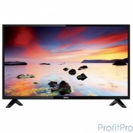 """BBK 32"""" 32LEM-1043/TS2C черный HD READY/50Hz/DVB-T2/DVB-C/DVB-S2/USB (RUS)"""