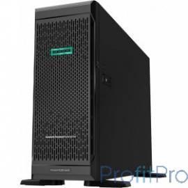 Сервер HPE ProLiant ML350 Gen10 Silver 4110 HotPlug Tower(4U)/Xeon8C 2.1GHz(11Mb)/1x16GbR1D_2666/E208i-a(ZM/RAID 0/1/10/5)/noHD