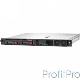 Сервер HPE ProLiant DL20 Gen10, G5400 NHP Rack(1U)/Pentium2C 3.7GHz(4MB)/1x8GBU1D_2666/S100i(ZM/RAID 0/1/10/5)/noHDD(2)LFF/noDV