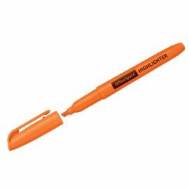 Текстовыделитель OfficeSpace, оранжевый, 1-3мм