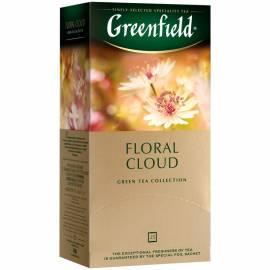 """Чай Greenfield """"Floral Cloud"""", 25 фольг. пакетиков по 1,5г"""