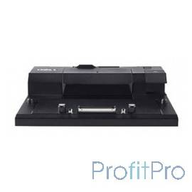 DELL [452-11424] Port Replicator: EURO Simple E-Port II with 130W AC Adapter, USB 3.0, without stand Kit Док-станция