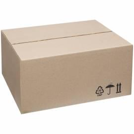Гофрокороб 450*330*210мм, марка Т22, профиль B, FEFCO 0201 / ГОСТ исполнение А
