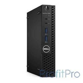 DELL OptiPlex 3050 [3050-0498] Micro Pen G4400T/4Gb/500Gb/Linux/k+m